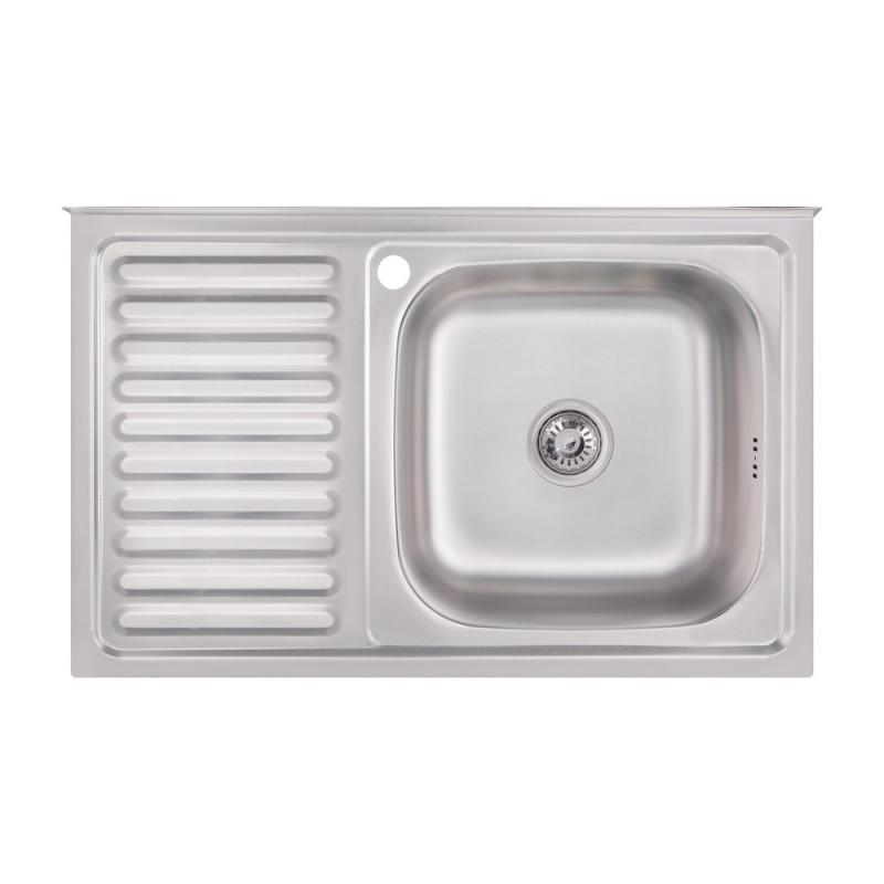 Кухонная мойка Imperial 5080-R Satin (IMP5080RSAT)