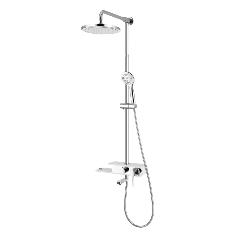 Душевая система Q-tap WHI 1109