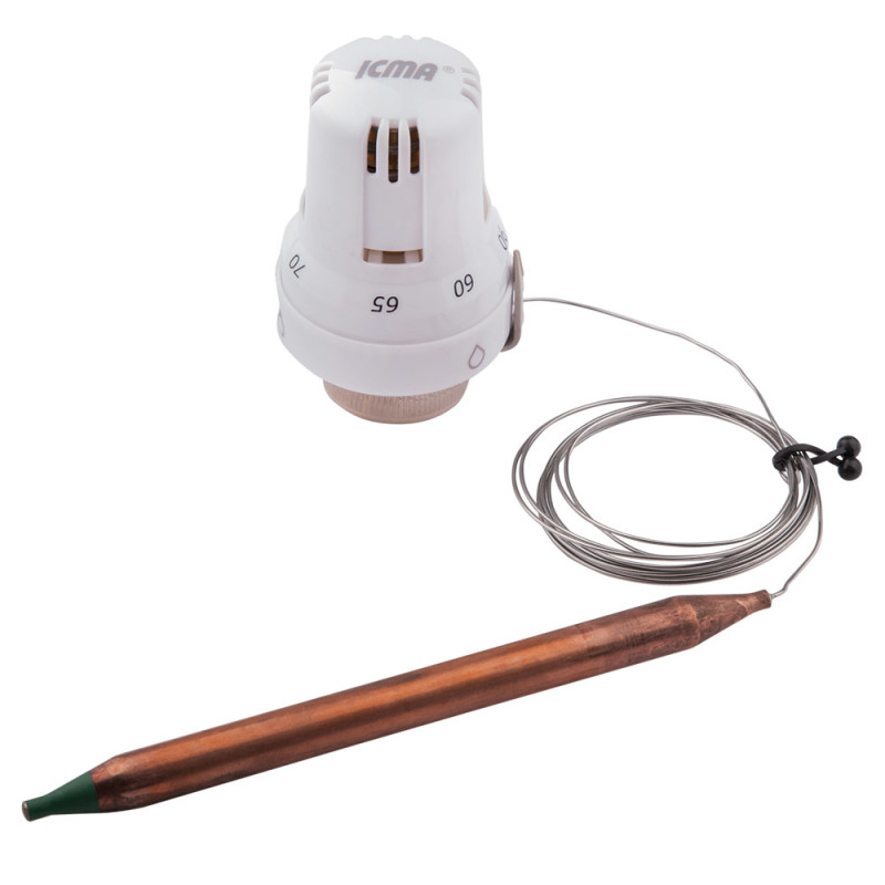 Термоголовка Icma 30х1,5 с выносным датчиком №997