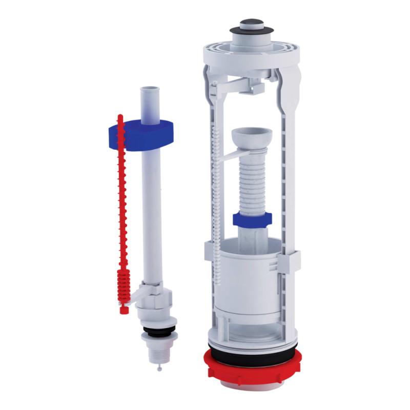 Сливной/наливной механизм для унитаза ANI Plast WC6550M