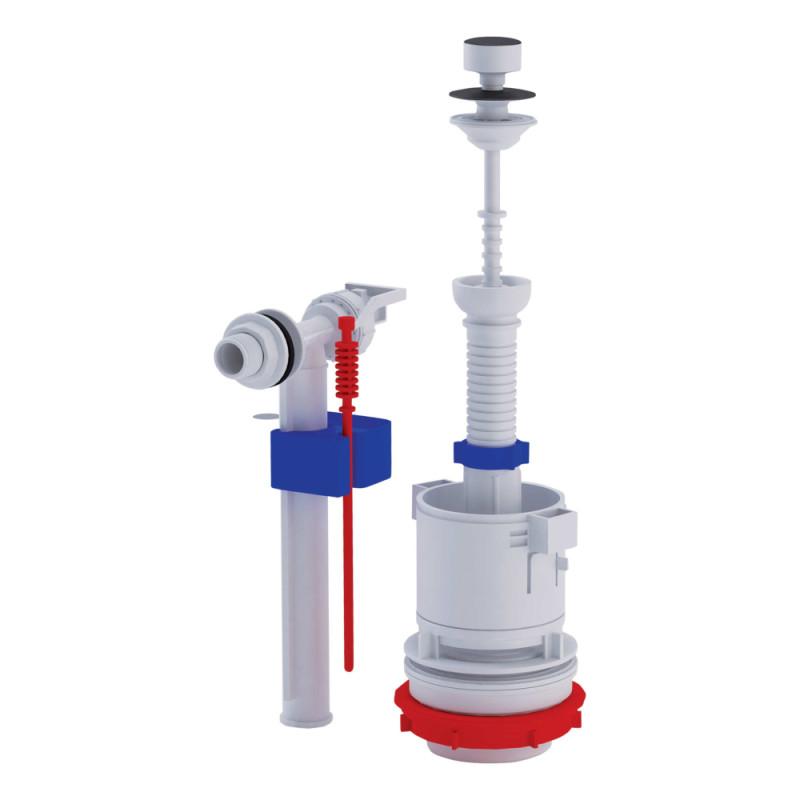 Сливной/наливной механизм для унитаза ANI Plast WC4050M