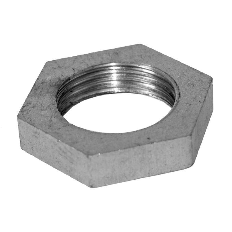 Контргайка стальная Ø40