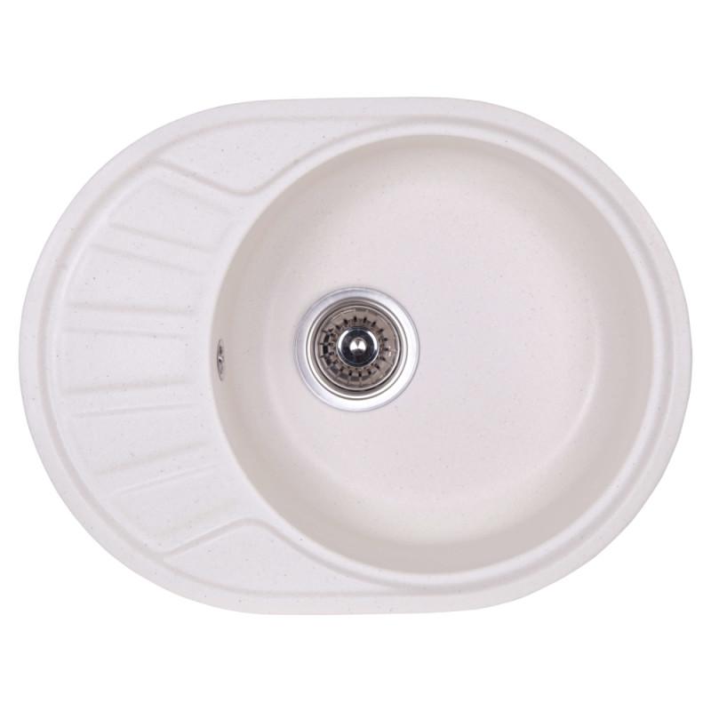 Кухонная мойка Fosto 5845 SGA-203 (FOS5845SGA203)