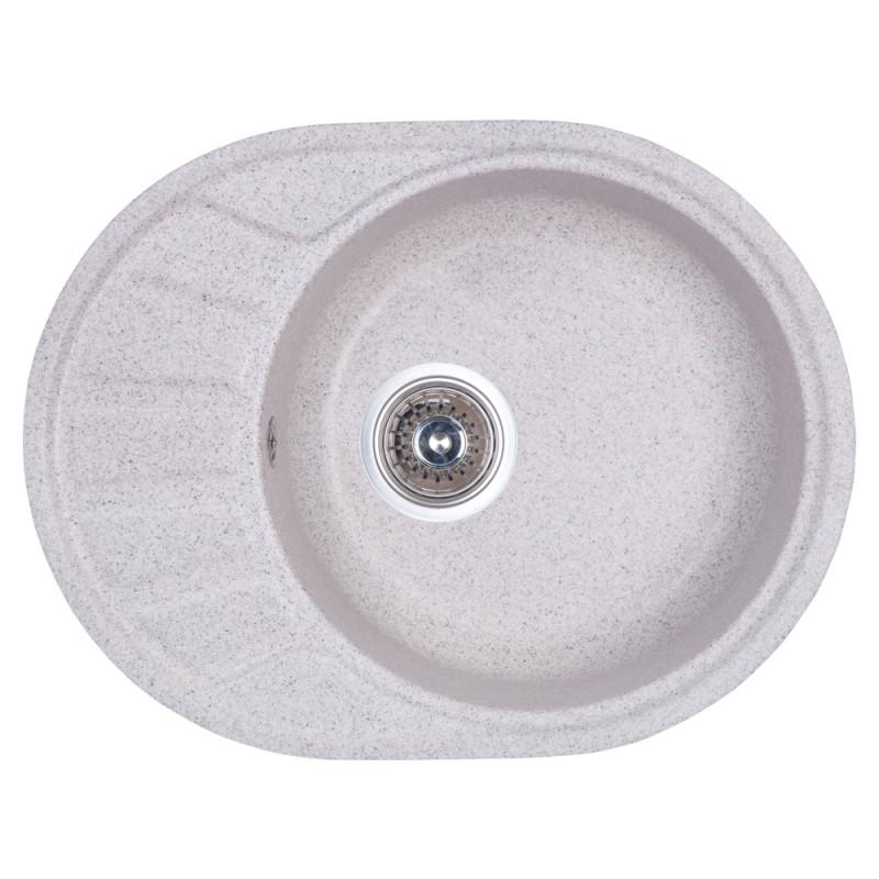 Кухонная мойка Fosto 5845 SGA-210 (FOS5845SGA210)
