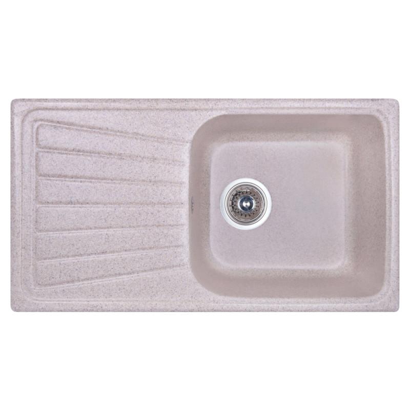 Кухонная мойка Fosto 8146 SGA-300 (FOS8146SGA300)