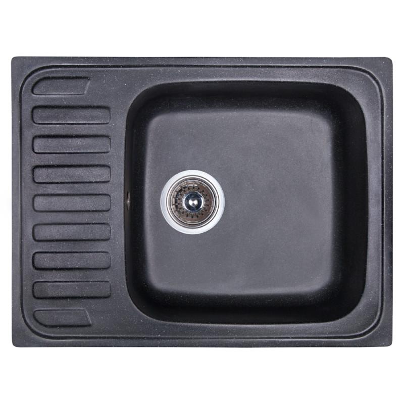 Кухонная мойка Fosto 6449 SGA-420 (FOS6449SGA420)