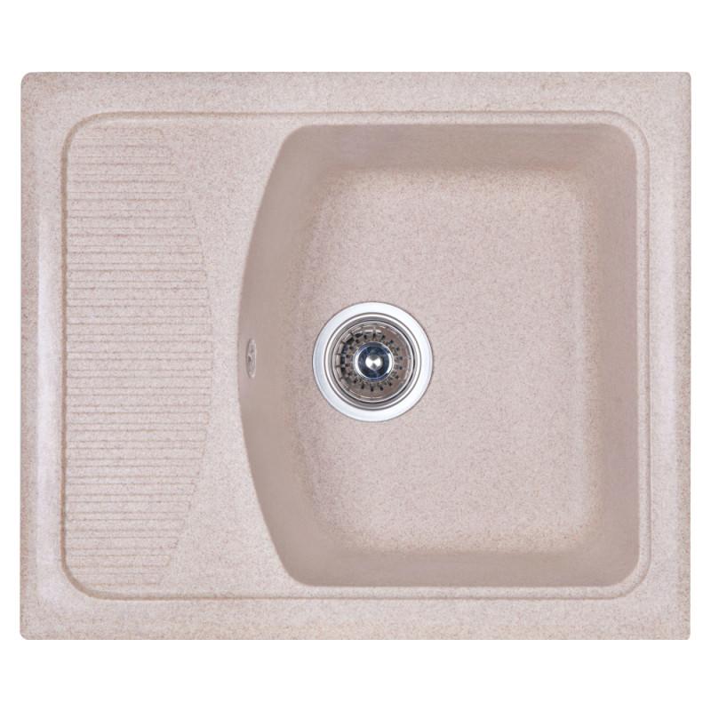Кухонная мойка Fosto 5850 SGA-806 (FOS5850SGA806)
