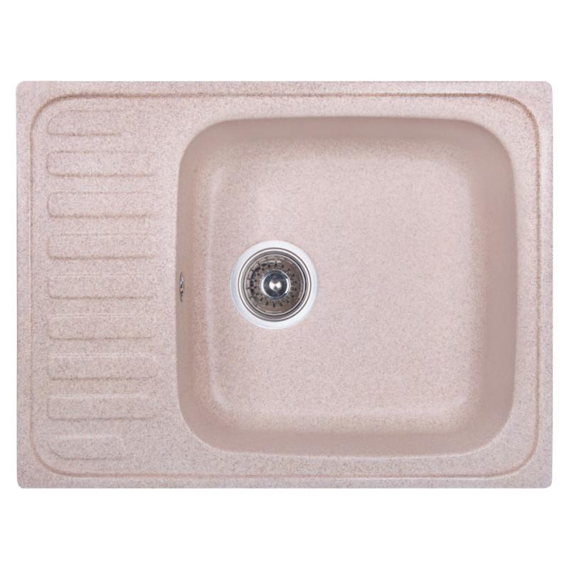 Кухонная мойка Fosto 6449 SGA-806 (FOS6449SGA806)