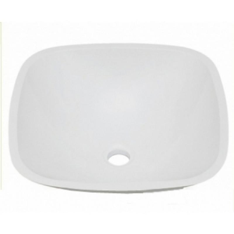 Раковина-чаша Fosto 42x42 White