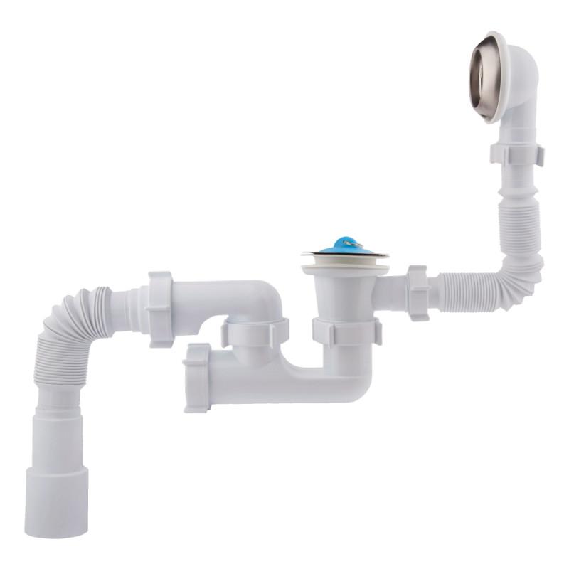 Сифон для ванны Krono Plast В0550