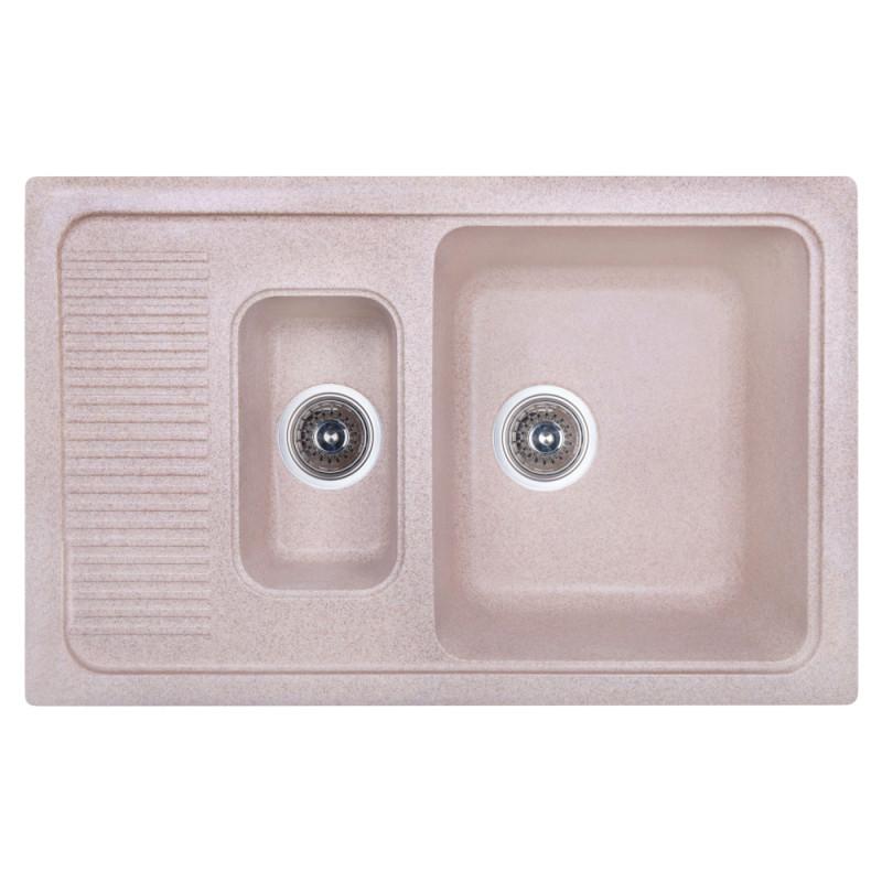 Кухонная мойка Fosto 7749 SGA-806 (FOS7749SGA806)