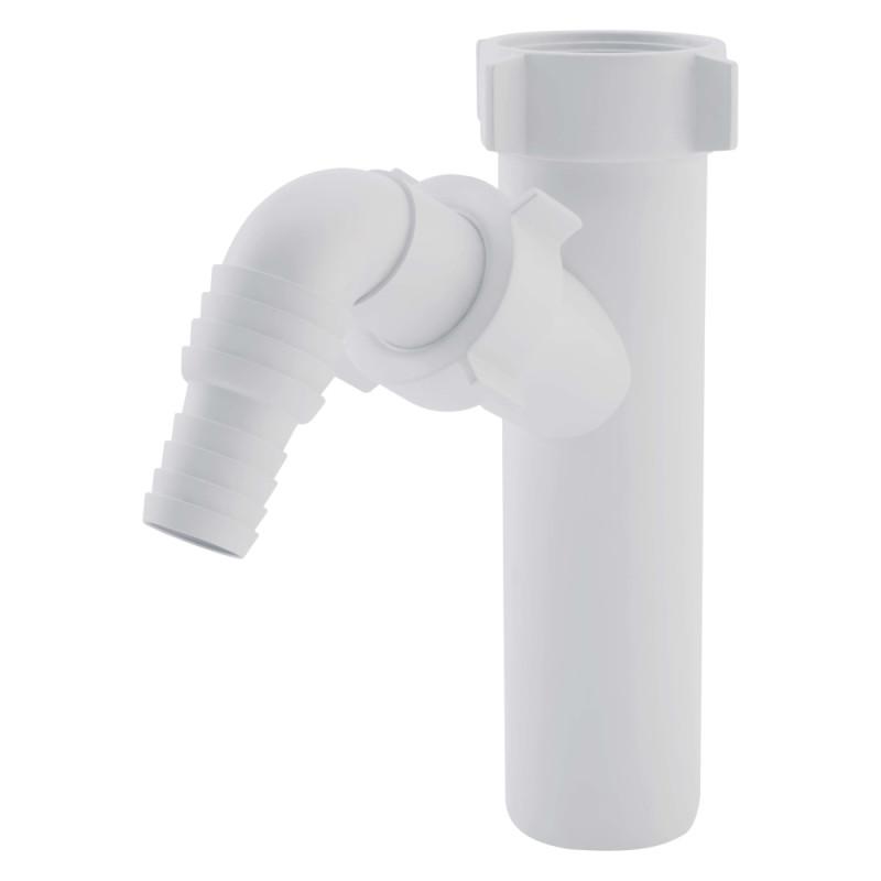 Отвод ANI Plast М140 для стиральной/посудомоечной машины