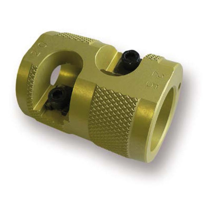 Обрезное трубное устройство Ekoplastik 32-40 мм