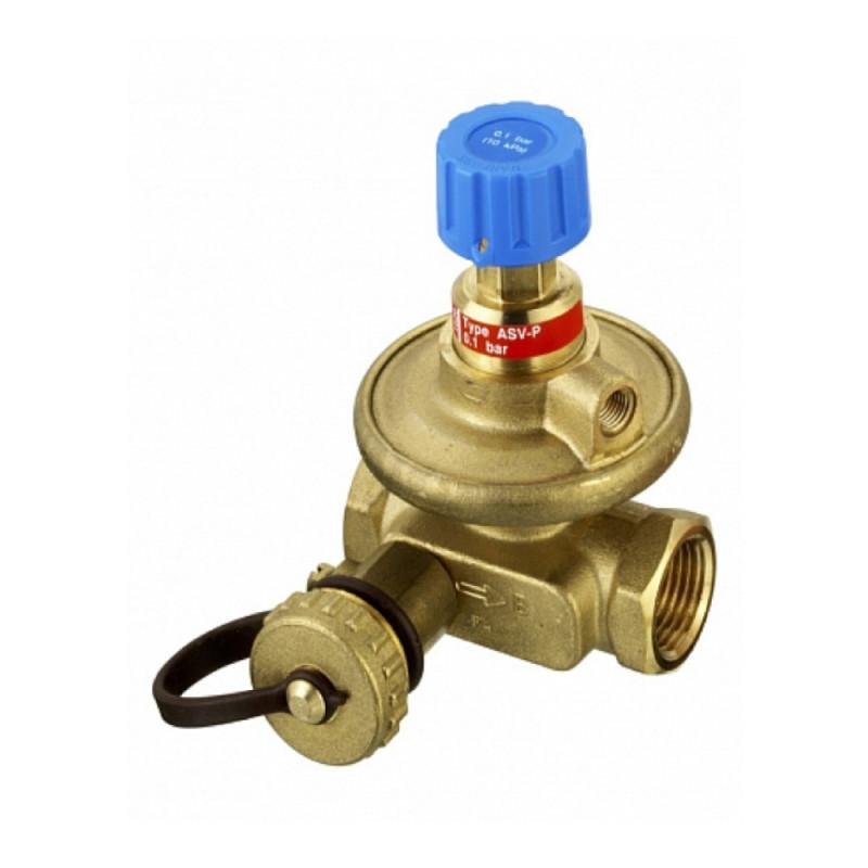 """Балансировочный клапан Danfoss ASV-P 1/2"""" 003L7621"""