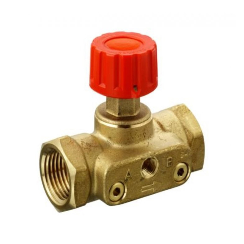 """Балансировочный клапан Danfoss ASV-М 1/2"""" 003L7691"""