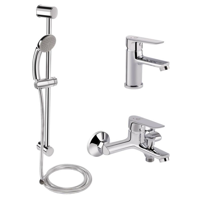 Набор смесителей Q-tap Set CRM 35-211
