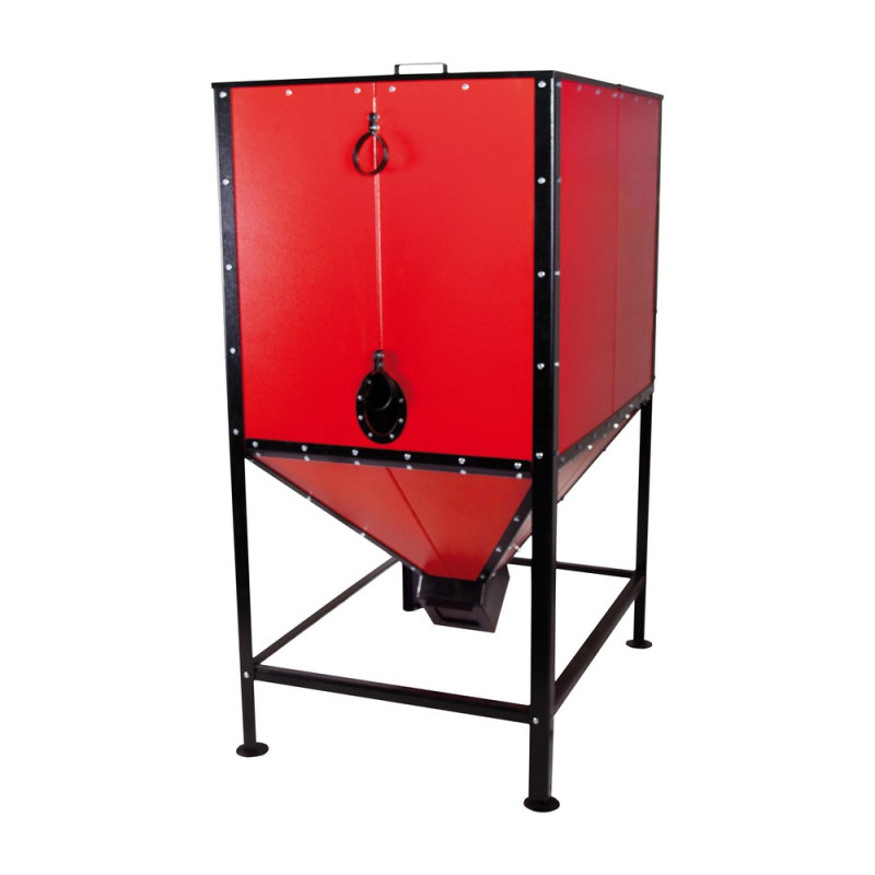 Бункер для твердотопливного котла Thermo Alliance Vulcan SF 1,6 куб. м.