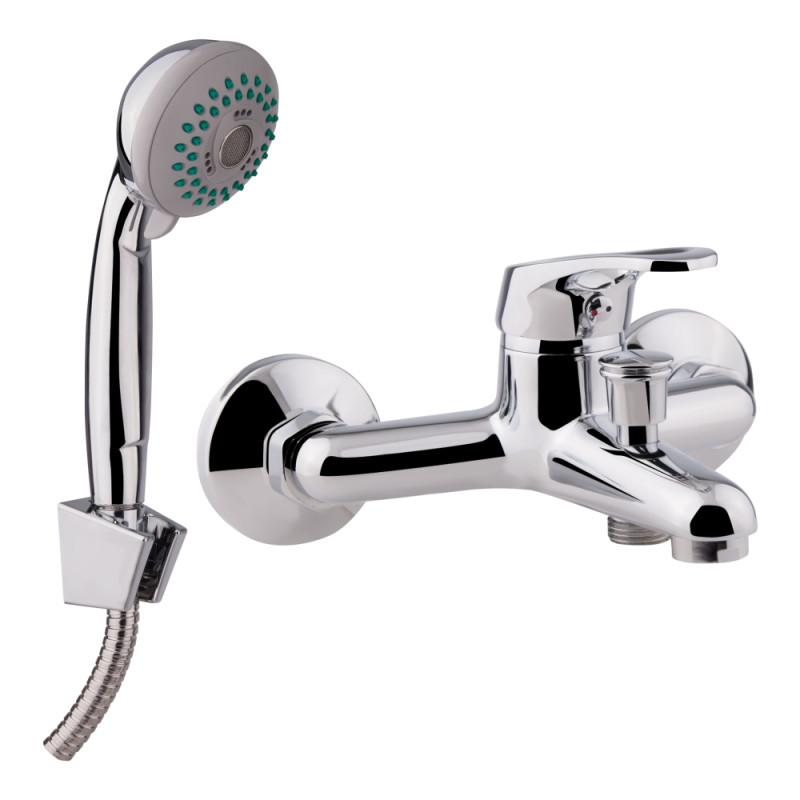 Смеситель для ванны Q-tap Light CRM 006