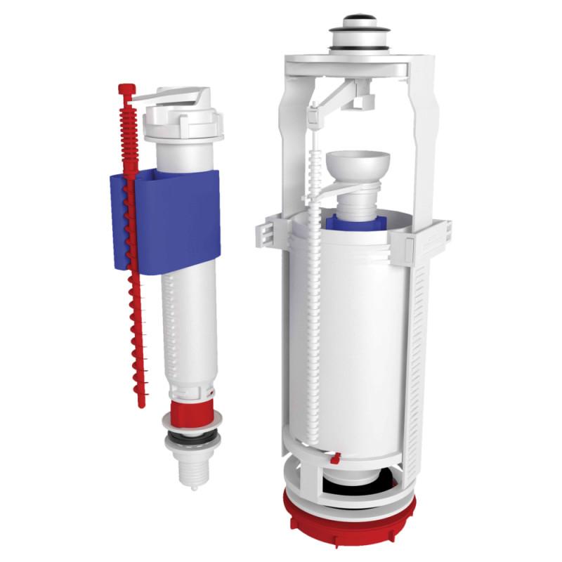 Сливной/наливной механизм для унитаза ANI Plast WC8510C