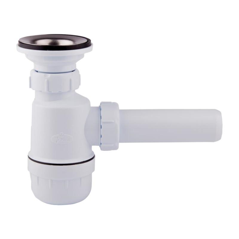UA Sifon 06 для кухни, выпуск 70 мм (выход 40 мм)