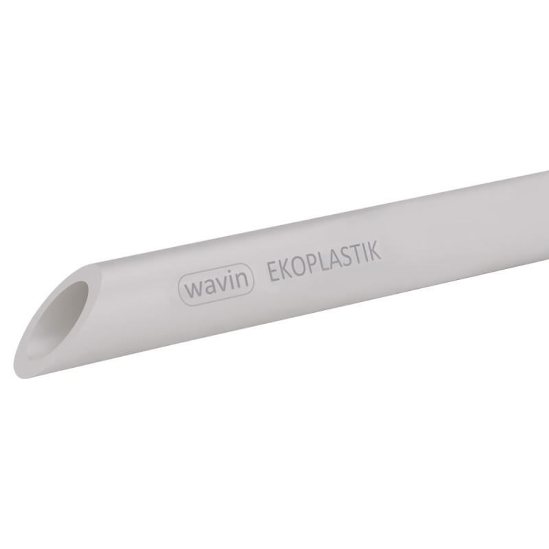 Труба EVO PN20 (S4/SDR 9) 40 Ek