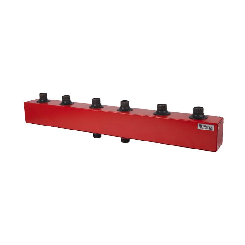 """Колектор розподільний КР-150-3 150 кВт d-11/2"""" 3 вих. 9,32 куб. м/год"""