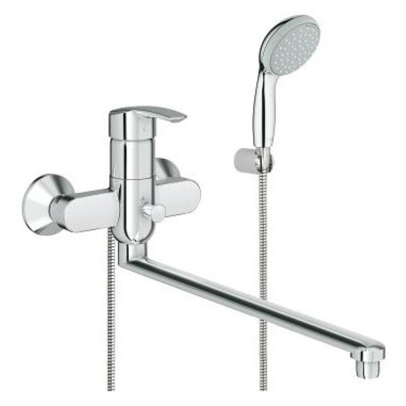 Grohe Multiform 32708000 смеситель для ванной с длинным изливом