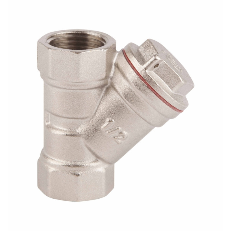SD FORTE Фильтр д/воды 1/2 никель    SF124NW15