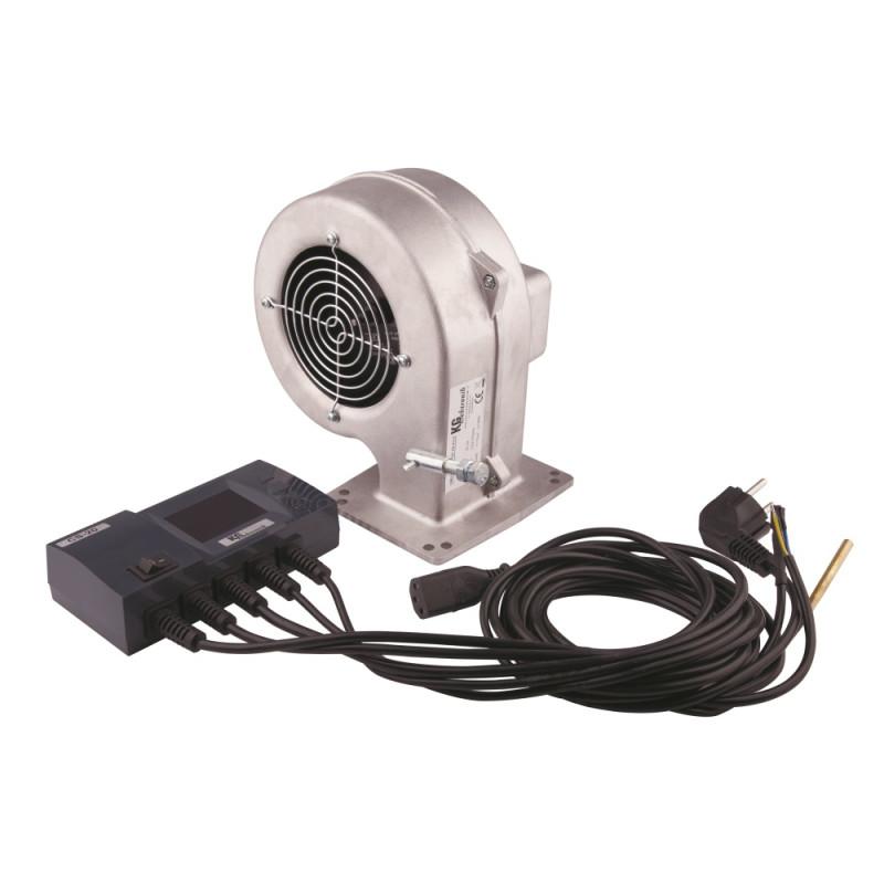 Комплект автоматики котла до 35 кВт «KG Elektronik» Арт. CS-20 + DP-02