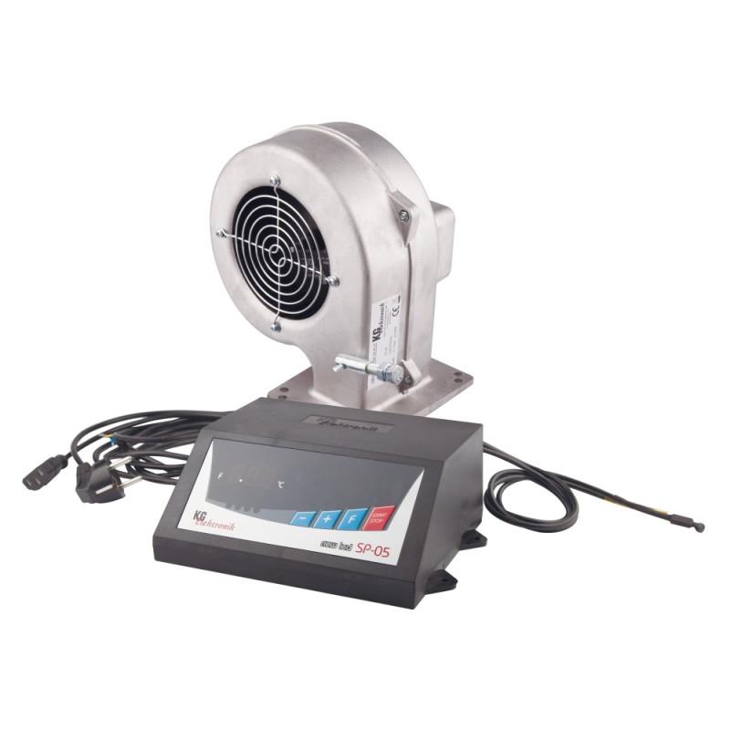 Комплект автоматики котла до 35 кВт «KG Elektronik» Арт. SP-05 + DP-02