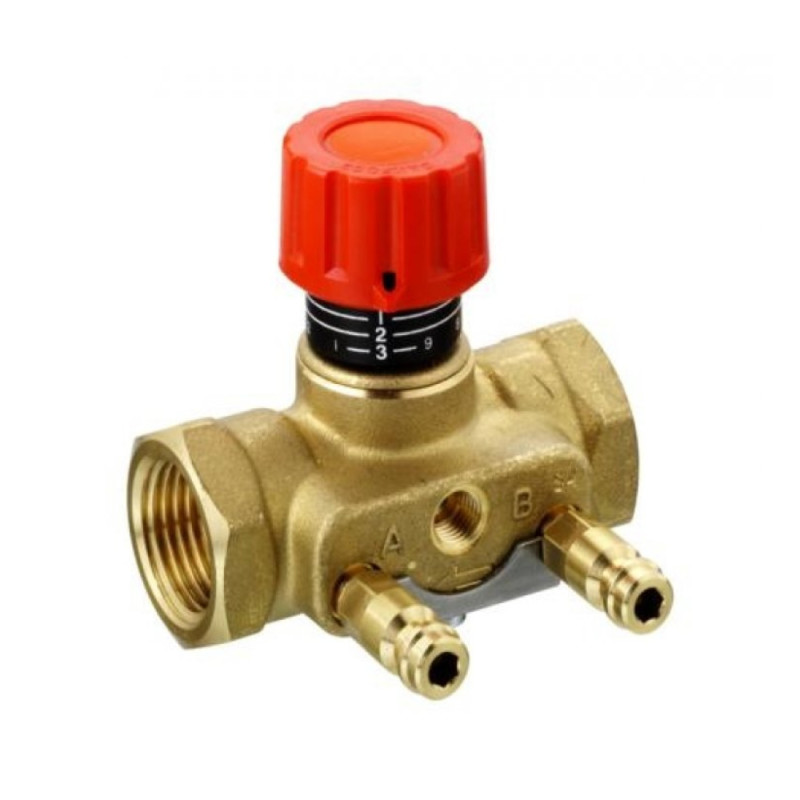 """Danfoss Балансировочный клапан ASV-I 1"""" (003L7643)"""