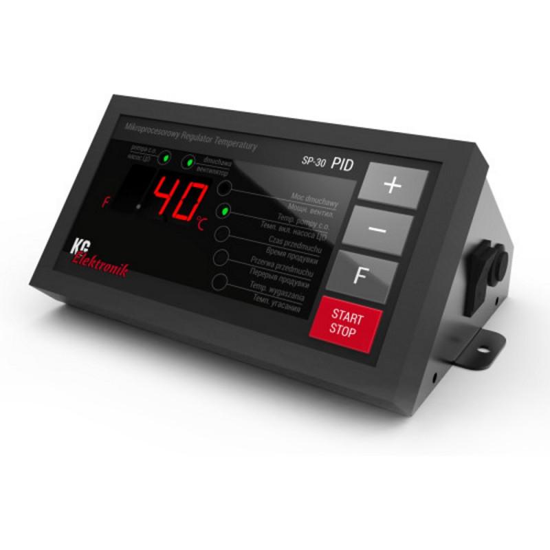 Контролер для котла «KG Elektronik» Арт. SP-30 PID