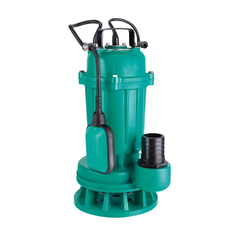 Насос фекальный TAIFU WQD 15-5-0.75 A ( 0,75 кВт ) корпус чугун