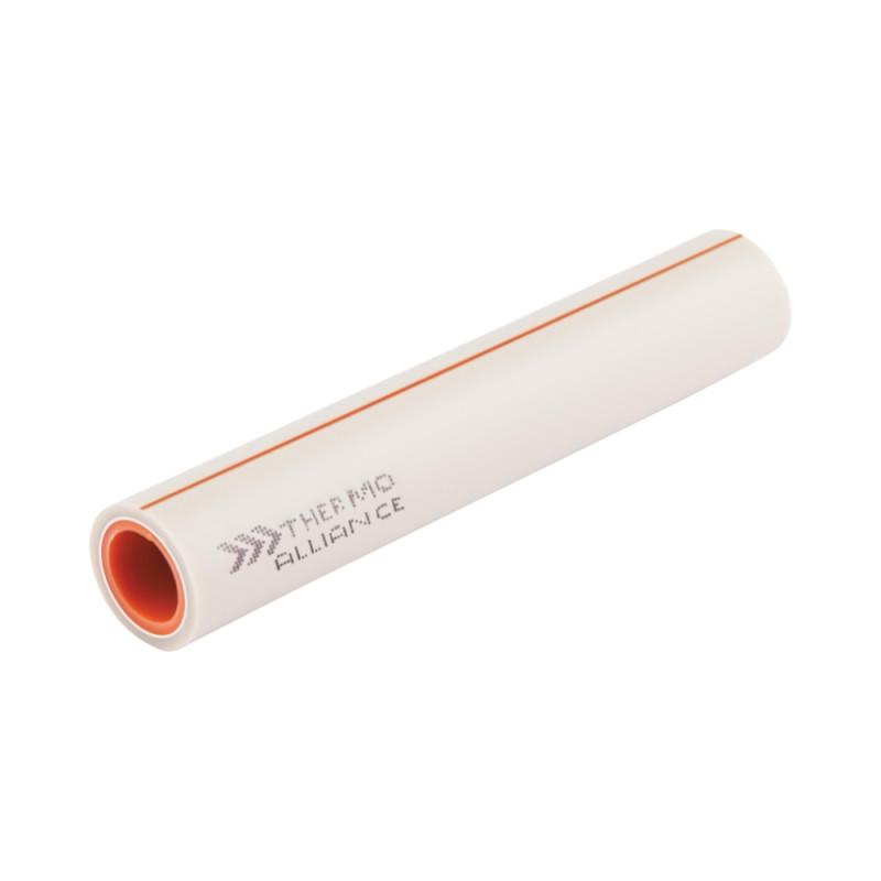 Труба з PPR Thermo Alliance PPR/AL/PPR армована алюмінієм Ø50, PN25