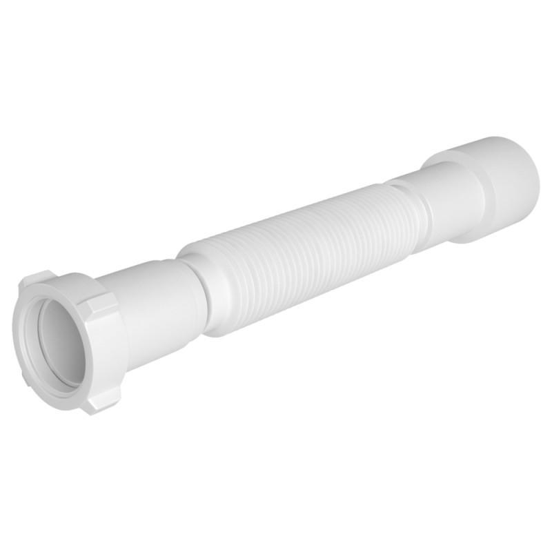 Гибкая труба ANI Plast К206 1 1/4х40/50 длина 410 мм  -  800 мм