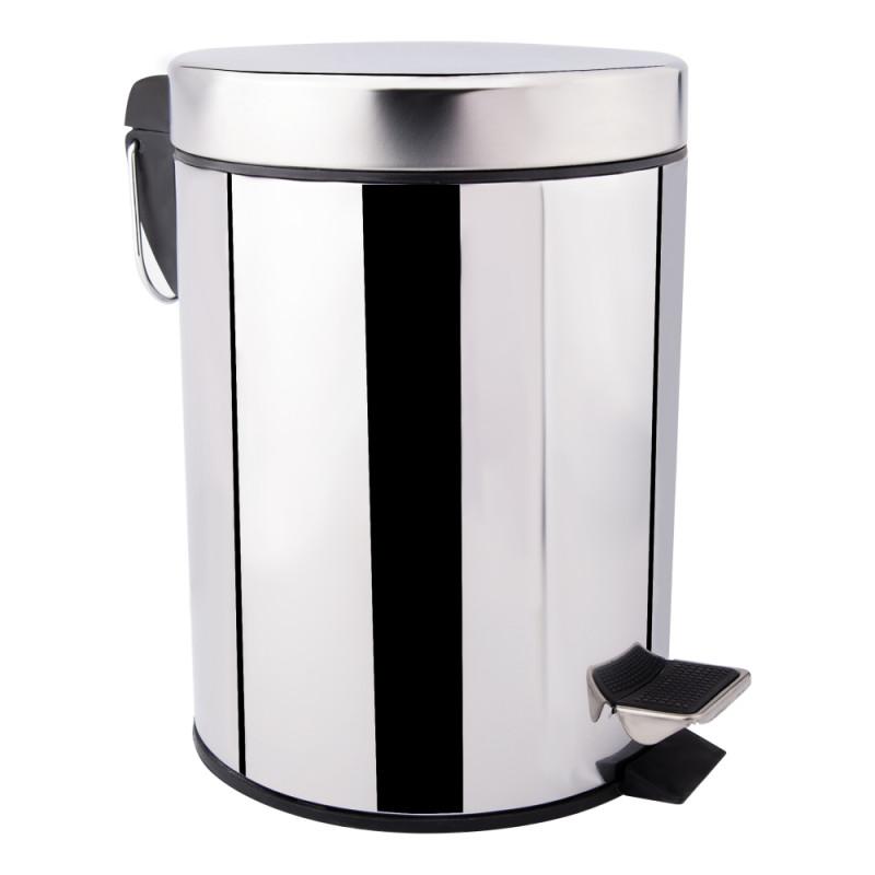 Ведро для мусора Lidz (CRM)-121.01.08
