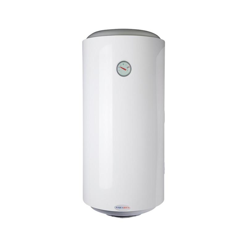 Комбинированный водонагреватель Aquahot 100 л правый, мокрый ТЭН 142612050125061