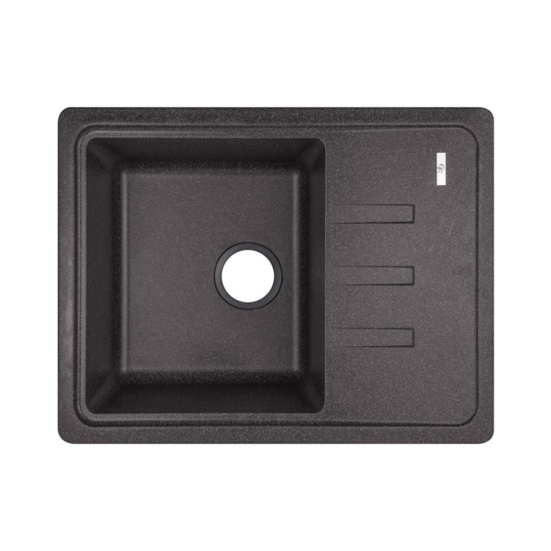Кухонная мойка GF 620x435/200 BLA-03 (GFBLA03620435200)