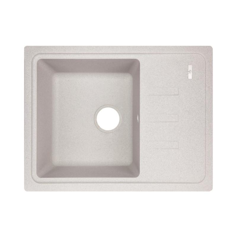 Кухонная мойка GF 620x435/200 GRA-09 (GFGRA09620435200)