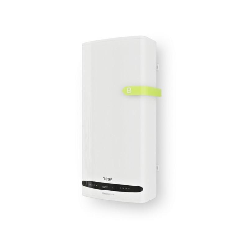 Водонагреватель Tesy BelliSlimo 65 л, мокрый ТЭН 2,2 кВт Wi-Fi (GCR802722E31ECW) 304606