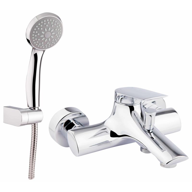 Смеситель для ванны Q-tap Elegance CRM 006