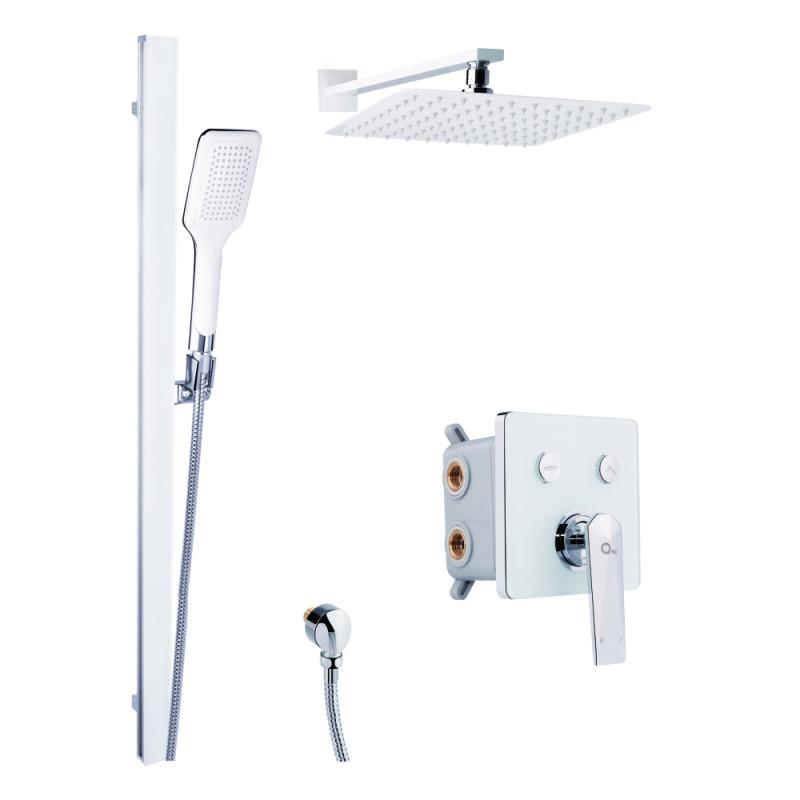 Душевая система Q-tap Inspai-Varius CRM V20250102