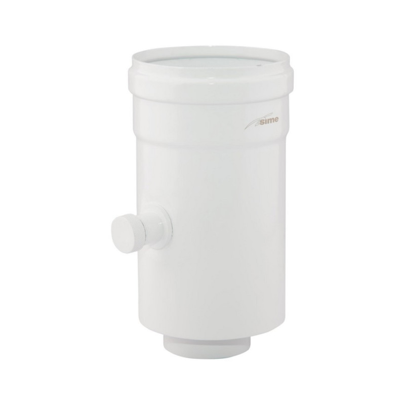 Коаксиальный конденсатосборник Sime для традиционных котлов 60/100 180 мм
