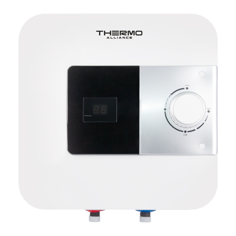 Водонагреватель Thermo Alliance 10 л над мойкой, мокрый ТЭН 1,5 кВт SF10X15N