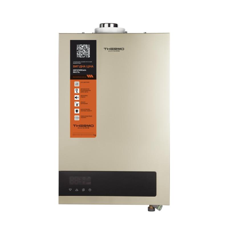 Колонка газова турбована Thermo Alliance JSG20-10ETP18 10 л Gold
