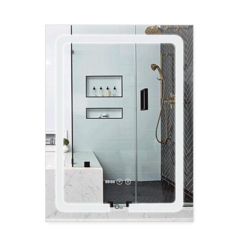 Зеркало Q-tap Mideya LED DC-F937 с антизапотеванием 600х800