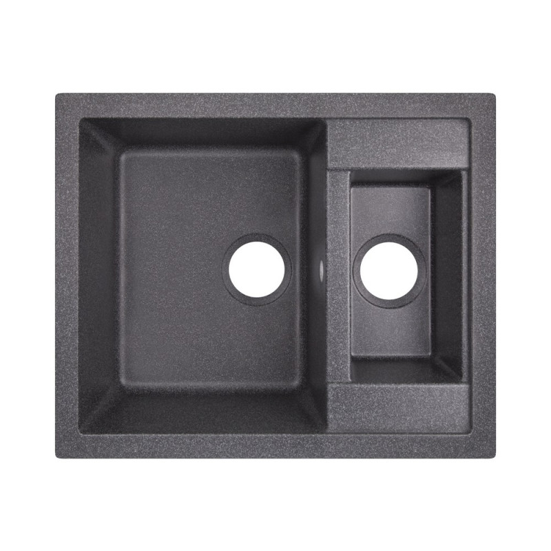 Кухонная мойка GF 615x500/200 BLA-03 (GFBLA03615500200)