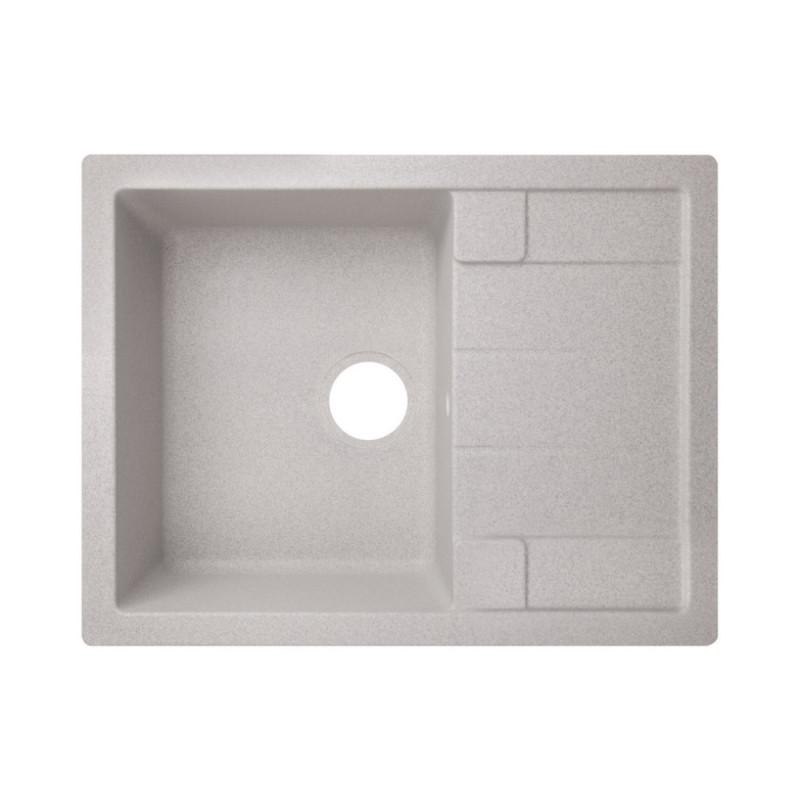 Кухонная мойка Lidz 650x500/200 GRA-09 (LIDZGRA09650500200)