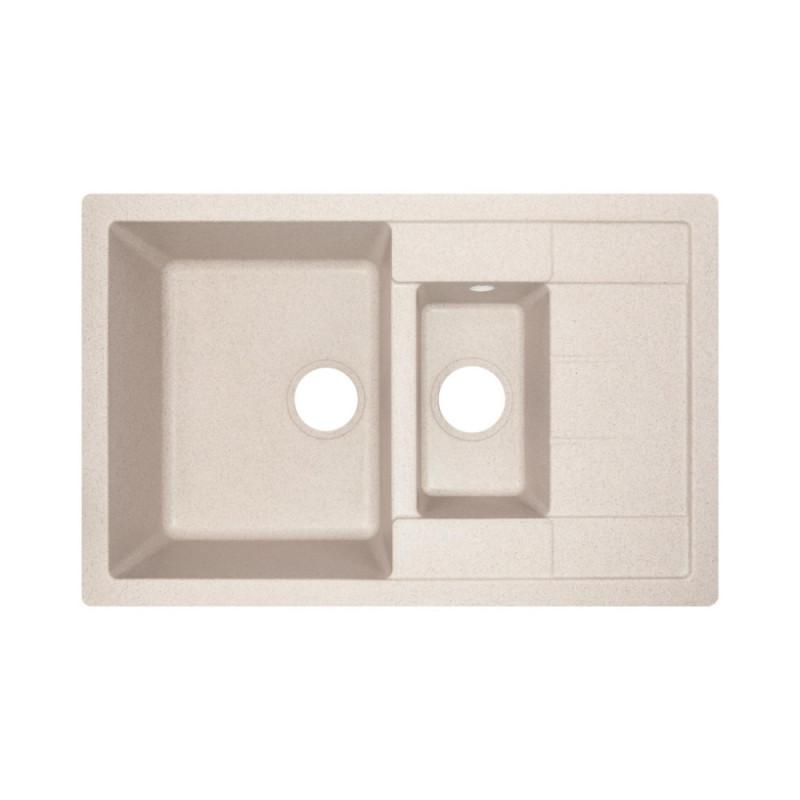Кухонная мойка Lidz 780x495/200 MAR-07 (LIDZMAR07780495200)