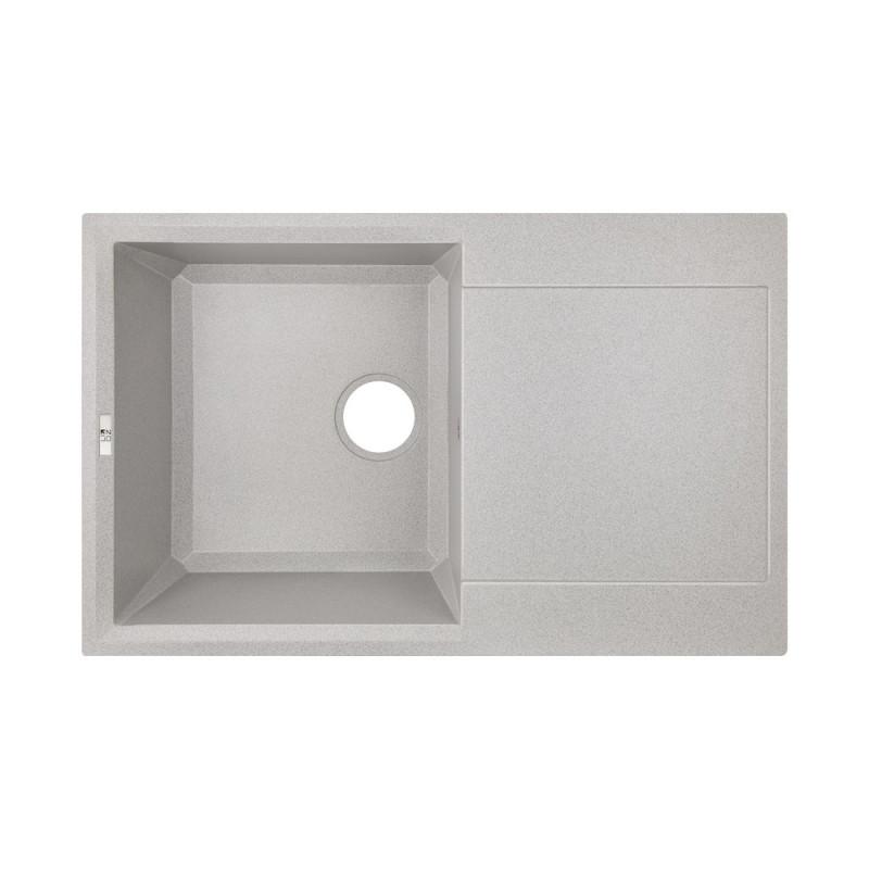 Кухонная мойка Lidz 790x495/230 GRA-09 (LIDZGRA09790495230)